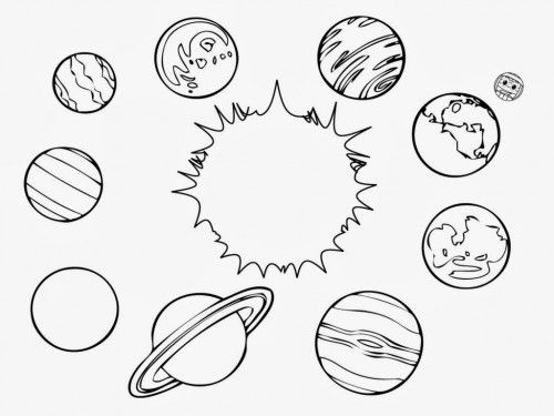 Imagenes Del Sistema Solar Para Ninos Planetas Maquetas Para