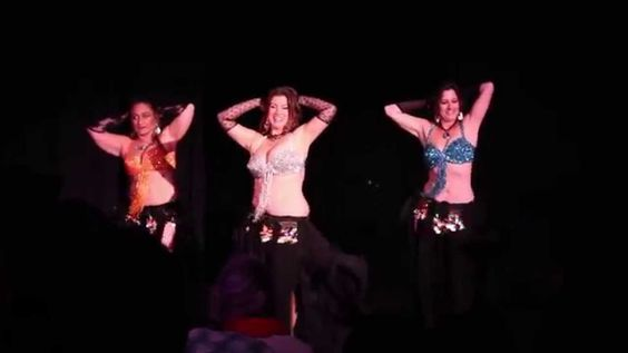 Bellydance Hip-House Fusion Like a G6 Yallah Mariah of Ohio