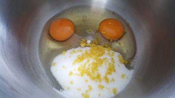 MAGDALENAS   Cocina