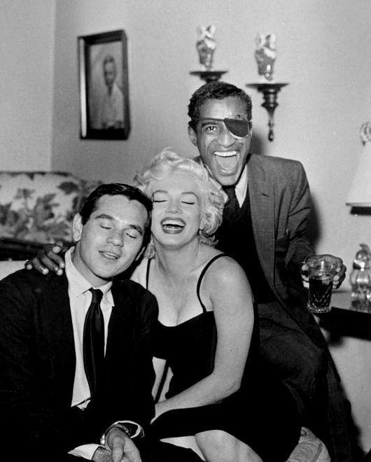 "Marilyn Monroe Ronald  Reagan 14 x 11/"" Photo Print"