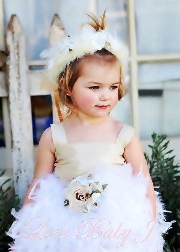 baby wedding dress - Google Search