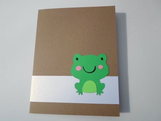 Set of 8 4 mini cards and 4 regular sized cards  by debkcreations, $11.50