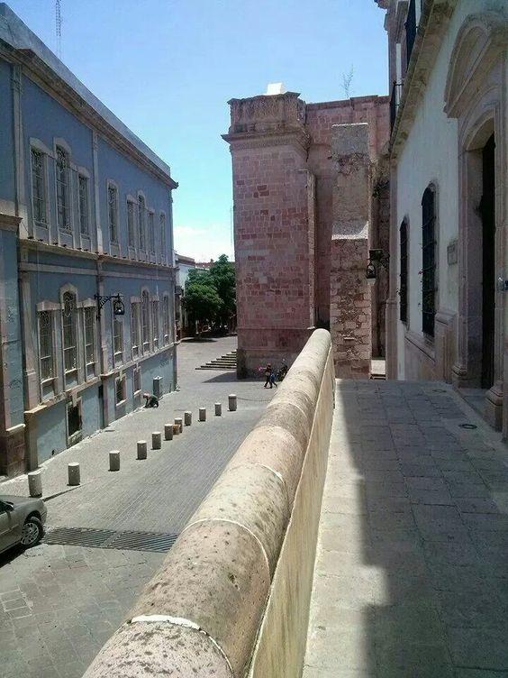 Ex templo de San Agustín.