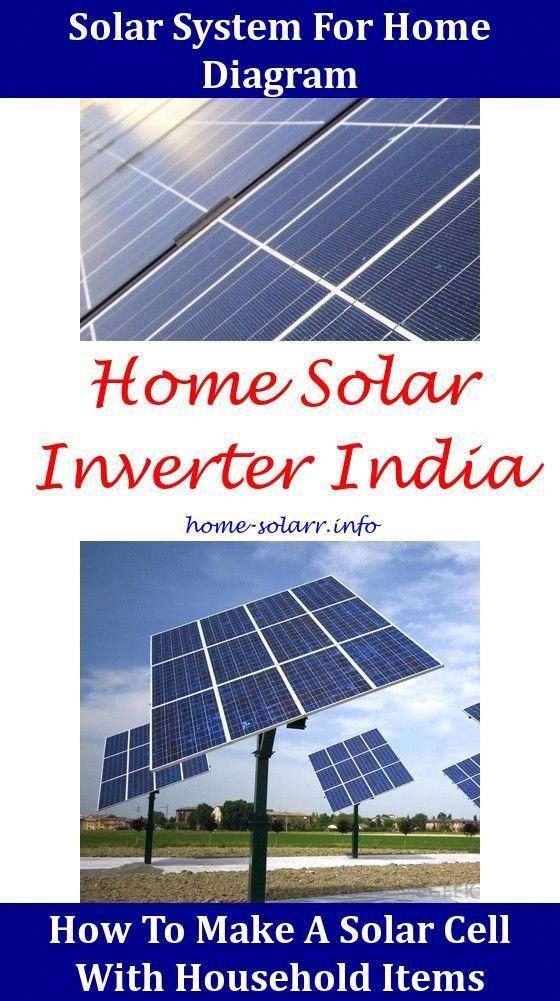 Renewableproject Solar Power House Solar Diy Solar System