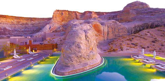amangiri utah. need to check this out!