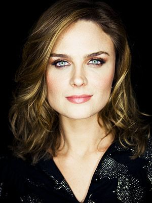 Emily Deschanel, only seen her on Bones but she's great and might look for other things to watch of hers in the future.