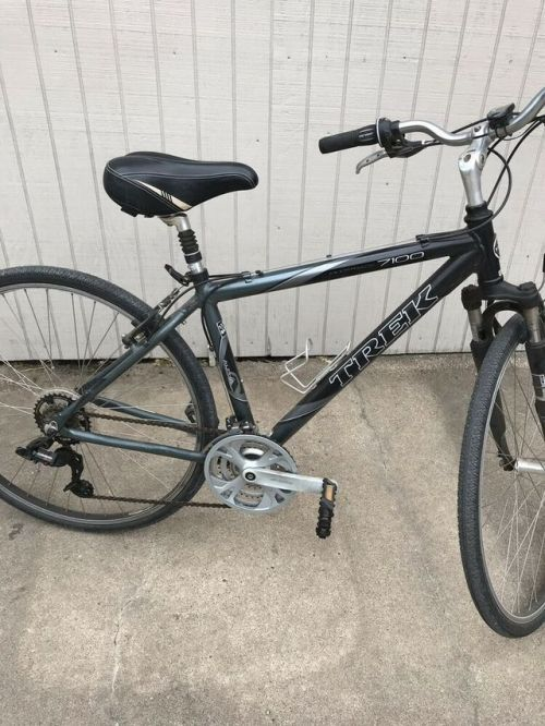 7100 Multitrack Trek Bike : multitrack, Multitrack, Hybrid/commuter, Bicycle, 700c..., Bicycle,, Commuter, Bikes