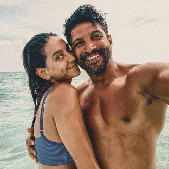 Indian Celebrity Shibani Dandekar has shared a heartfelt note for her boyfriend Farhan Akhtar whose birthday was on 9 January.