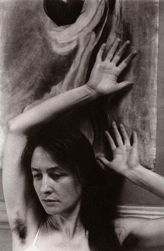 Georgia O'Keeffe, portrait by Alfred Stieglitz, 1918:
