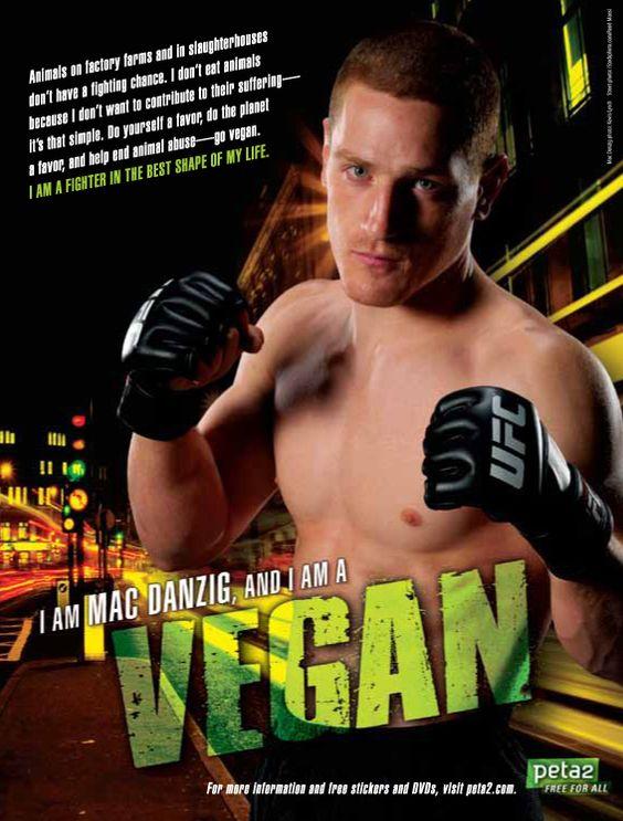 Mac Danzig - Boxer (Vegan)