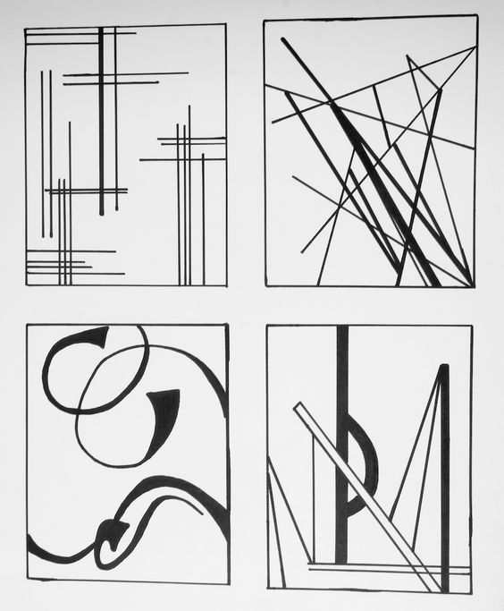 Basic Line Designs : Line variation google search pinterest