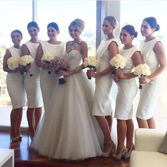 Wedding White Party
