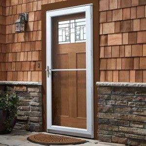Pinterest the world s catalog of ideas - Screen storm doors home depot ...