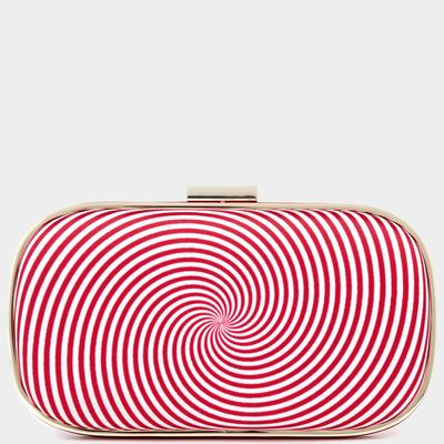 Marano Eye Twister Swirl Clutch