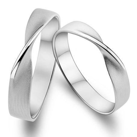jpf simple engagement ring in sterling silver