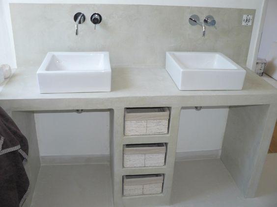 Google on pinterest for Meuble salle de bain en ligne