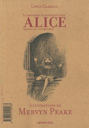 Alice au pays des merveilles suivi de la for Balthus alice dans le miroir