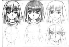 Resultado de imagem para desenhos de mangá