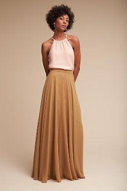 Hunter Top & Hampton Skirt