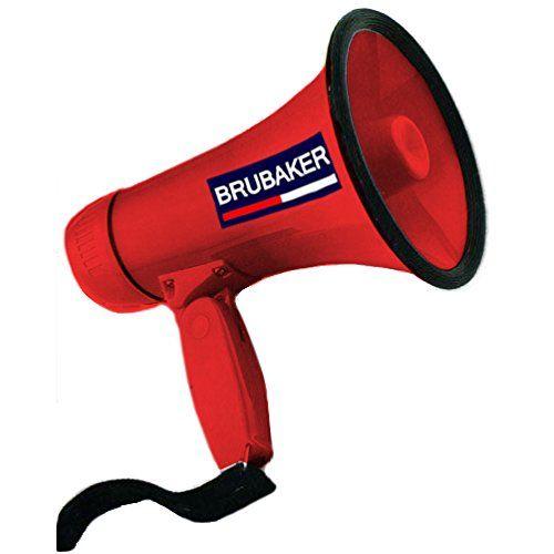 Nuova offerta in #assortito : BRUBAKER-Megafono-funzioni: parlare e sirena rosso a soli 16.99 EUR. Affrettati! hai tempo solo fino a 2016-09-17 23:30:00