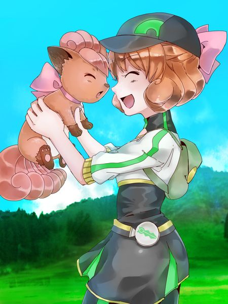RWBYまとめマン penny and vulpix