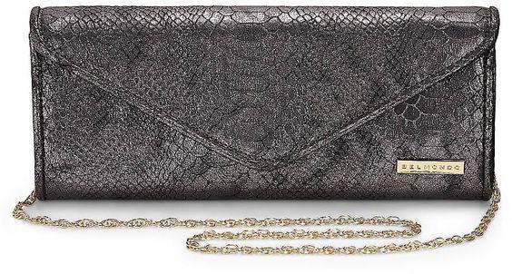 Envelope Bag von Belmondo in grau dunkel für Damen. Gr. 1