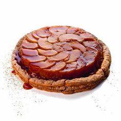 REcette de la tarte tatin par Vincent Lemains, responsable de la création pâtisserie chez Ladurée
