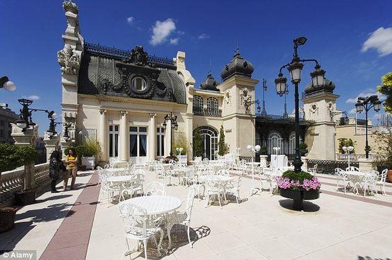 La Terraza del Casino Madrid