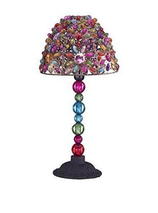 home ideas nachtischlampe abat jour multi color mehrfarbig - Abat Jour Color