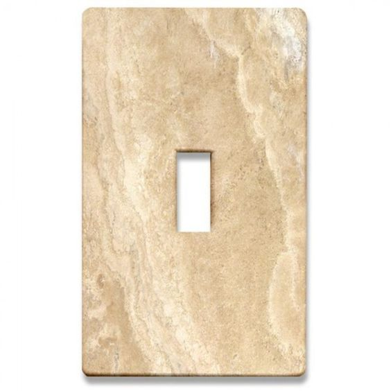 Homeplates Lighting Accessories Beige Marble Decorative