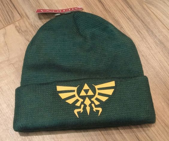 Legend of Zelda Beanie https://www.facebook.com/thequeenbeechic