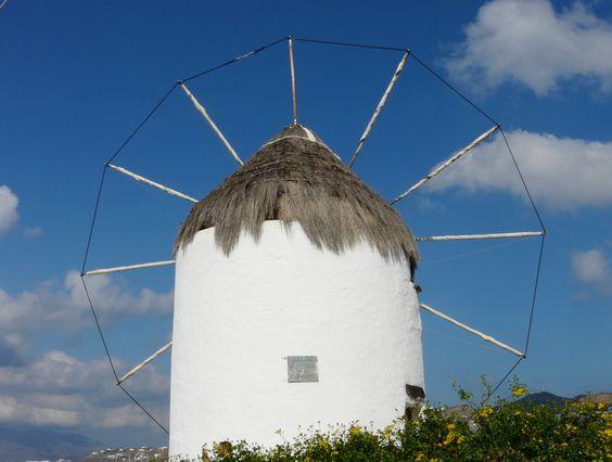 Windy Mykonos