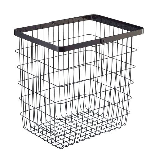 Tower Laundry Basket Large White Williams Sonoma In 2020