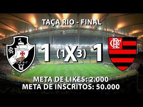Flamengo X Vasco Ao Vivo Com Luiz Penido 31 03 2019 Youtube Vasco Ao Vivo Vasco E Flamengo Flamengo