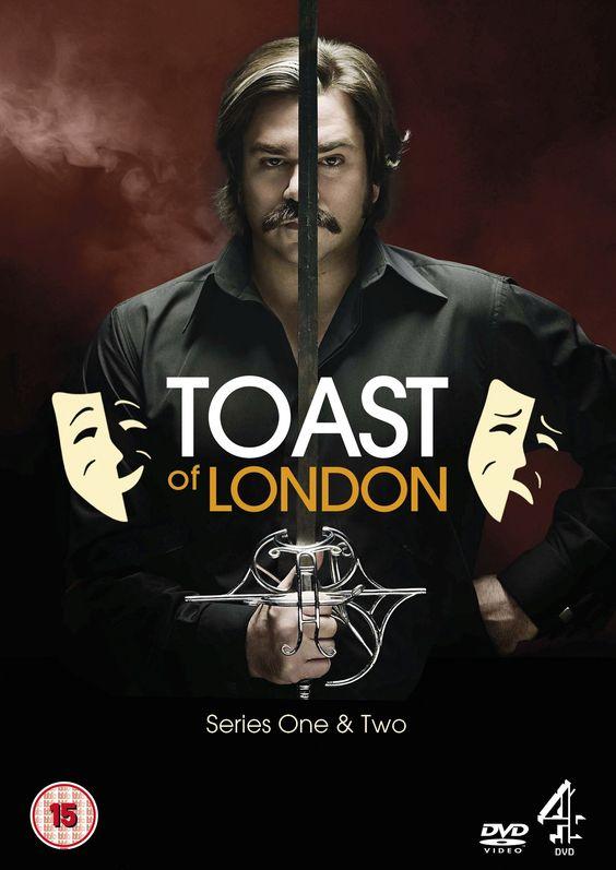Toast Of London - Series 1-2 [DVD]