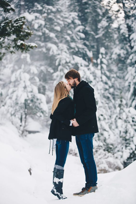 So cute! He proposed 