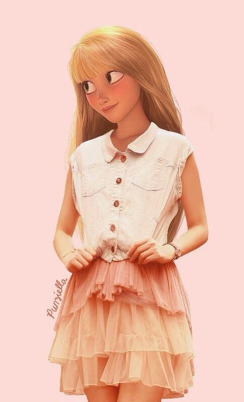 Princesas Disney modernas - Assuntos Criativos