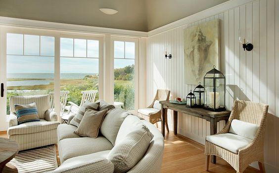 Katama Bay by Martha's Vineyard Interior Design