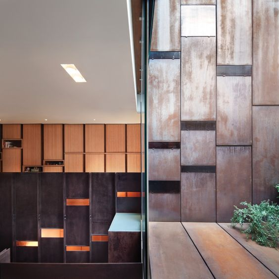 Inverted Warehouse-Townhouse / Dean-Wolf Architects (5)