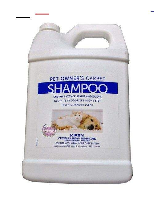 Genuine Kirby Pet Owners Foaming Carpet Shampoo Lavender Scented 1 Gallon Kirby Part 237507s Use With Se2 Sentr In 2020 Carpet Shampoo Lavender Scent Pet Vacuum