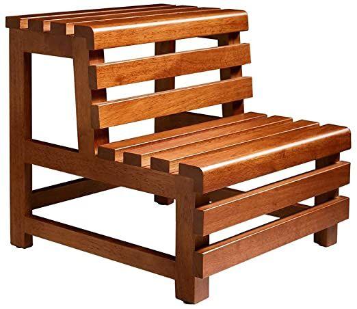 stair bench step bench bench