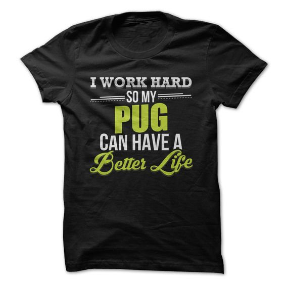 Are you one of the very fortunate people on this earth that gets to have a pug in your life? Pugs make everything better! But they have a way of taking over our lives, don't they? And we are such suck