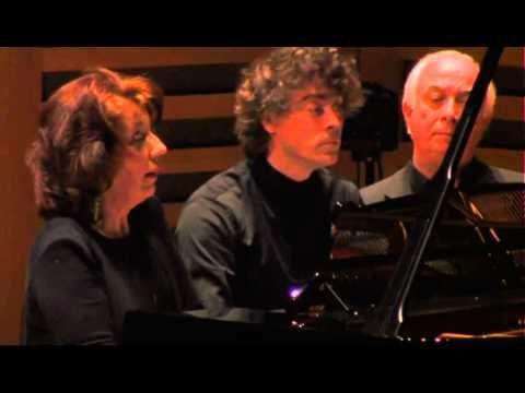 Imogen Cooper and Paul Lewis play Schubert, Fantasie in F minor, Op. 103, D940 - YouTube