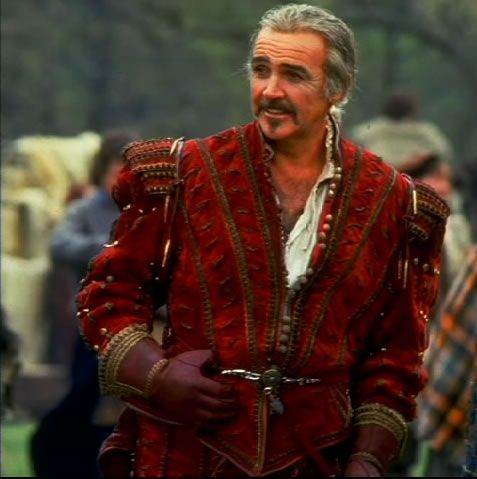 Sean Connery as Ramirez in Highlander
