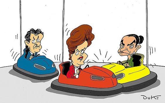Marina e Dilma tecnicamente empatadas em pesquisas