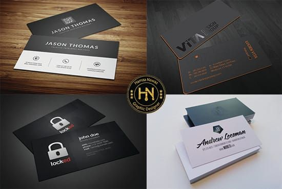 I Will Design Unique Double Sided Business Card Print Ready Files Printing Business Cards Cheap Business Cards Make Business Cards