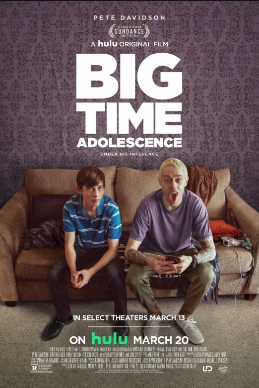 Tonight S Film Bigtimeadolescence A 16 Year Old Boy Befriends His Older Sister S Boyfriend After They Break Up S In 2020 Film Big New Movie Posters Best Movies List