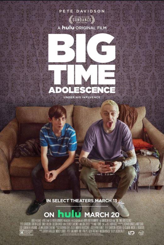 Tonight S Film Bigtimeadolescence A 16 Year Old Boy Befriends