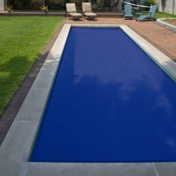 The Sunbubble™ Solar Blanket For In-ground, Round or Oval Above-ground Pools.  Costco Wholesale
