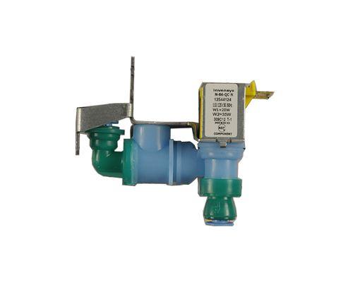 Whirlpool Gx5fhtxvy07 Water Inlet Valve Genuine Oem Stainless Steel Cleaner Can Dispenser Door Handles